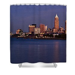 Cleveland Ohio Shower Curtain