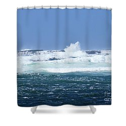 Cliffs Of The Aran Islands 2 Shower Curtain