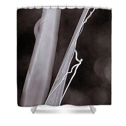 Climber Shower Curtain