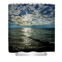 Close To Sunset... Shower Curtain