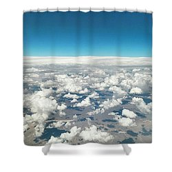 Cloud #9 Shower Curtain