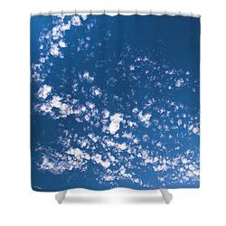 Shower Curtain featuring the photograph Cloud Dragon by Yulia Kazansky