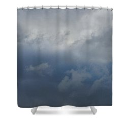 Cloud Formation 21 Shower Curtain