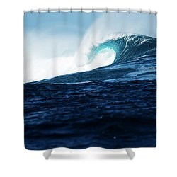Cloudbreak Empty 2 Shower Curtain