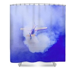 Cloudmaster Shower Curtain