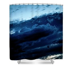 Clouds Fall Shower Curtain