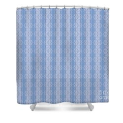 Shower Curtain featuring the photograph Clouds In The Shower by Debbie Stahre