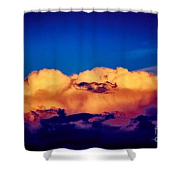 Clouds Vi Shower Curtain