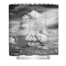cloudscape No.19 Shower Curtain