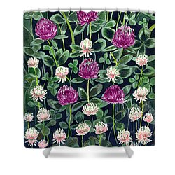 Clover Shower Curtain