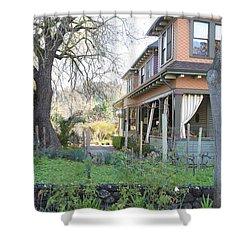 Cloverdale Casa Shower Curtain