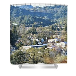 Cloverdale Shower Curtain