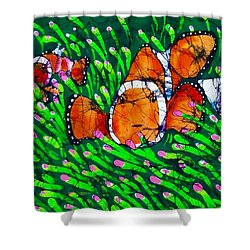Clownfish II Shower Curtain