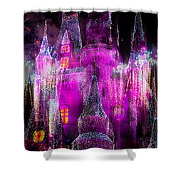 Magic Castle Shower Curtain by David Lee Thompson
