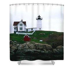 Cnrf0502 Shower Curtain