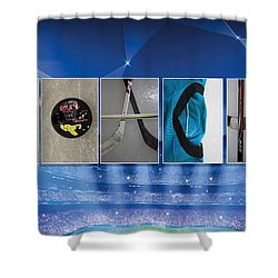 Coach Shower Curtain