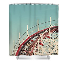 Coast - California Coaster Shower Curtain