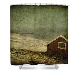 Coast Of Norway Shower Curtain