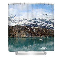 Coastal Beauty Of Alaska 5 Shower Curtain