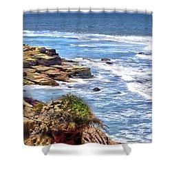 Coastal Dream Shower Curtain