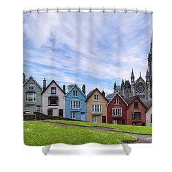 Cobh - Ireland Shower Curtain