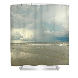Coco Beach Shower Curtain