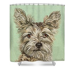 Coco II Shower Curtain