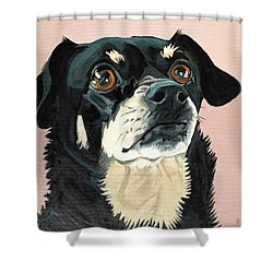 Coco Shower Curtain