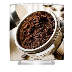 Coffee #10 Shower Curtain