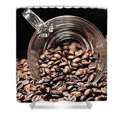 Coffee #9 Shower Curtain