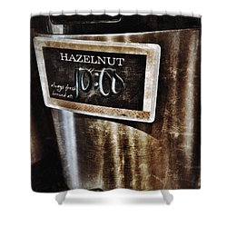 Coffee Time Shower Curtain by Mark David Gerson