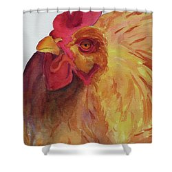 Cogburn Shower Curtain