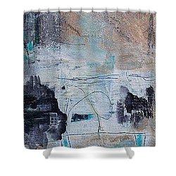 Cognitive 2 Shower Curtain by KA Davis