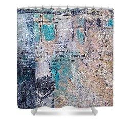 Cognitive 3 Shower Curtain by KA Davis