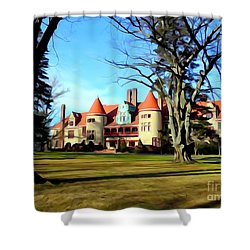 Coindre Hall Grandeur Shower Curtain