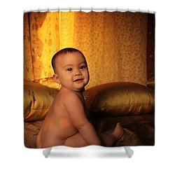 Coka Lokes Shower Curtain