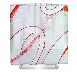 Coke 2 Shower Curtain