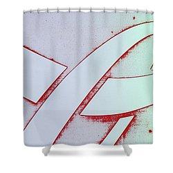 Coke Shower Curtain