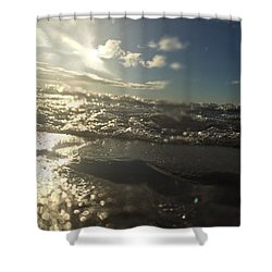 Cold And Fresh Shower Curtain