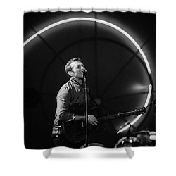 Coldplay11 Shower Curtain by Rafa Rivas