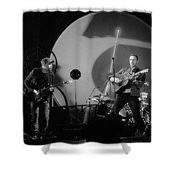 Coldplay12 Shower Curtain by Rafa Rivas