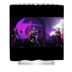 Coldplay5 Shower Curtain by Rafa Rivas