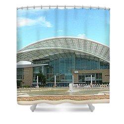 Coliseum In San Juan, Puerto Rico Shower Curtain