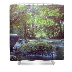 Colligan River Dream 2 Shower Curtain