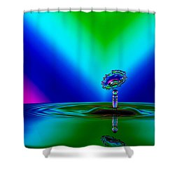 Collision 2016-02 Shower Curtain