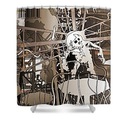 Colony Shower Curtain