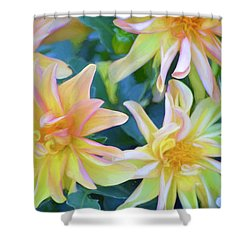 Color 154 Shower Curtain