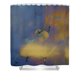 Shower Curtain featuring the photograph Color Abstraction Lxviii by David Gordon