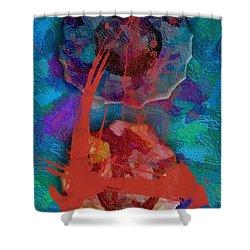 Color Confettu Shower Curtain