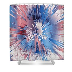 Dramatic Coloratura Soprano Shower Curtain